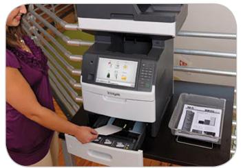 Copytext Lexmark Printers